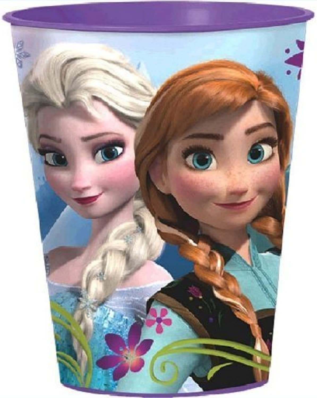 Disney Frozen Keepsake Cups  Party Favors  Set of 10 by Technimark