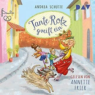 Tante Rotz greift ein     Tante Rotz 2              Autor:                                                                                                                                 Andrea Schütze                               Sprecher:                                                                                                                                 Annette Frier                      Spieldauer: 2 Std. und 23 Min.     4 Bewertungen     Gesamt 4,8