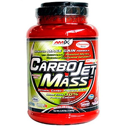 AMIX CarboJet Mass - 1,8 Kg Vanilla cream
