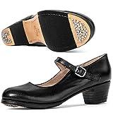 Colonial 125 Kid Shoes, Black, 12 US, 19 MX