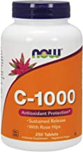 Now Vitamin C-1000 Sustained Release