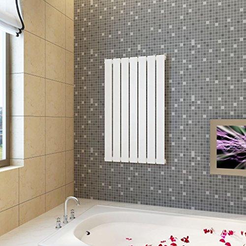 GJEFEGS Paneelheizkörper Weiß 542 × 900 mm