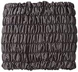 オーラ蓄熱繊維足湯気分(R) 腹巻岩盤浴ウォーマー ブラック