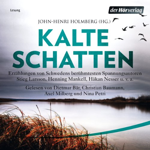 Kalte Schatten audiobook cover art