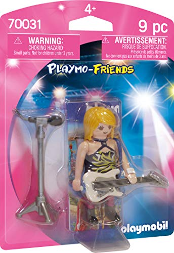 PLAYMOBIL 70031 PLAYMO-FRIENDS Rockstar, bunt