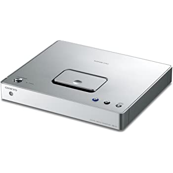 ONKYO iPod Dock搭載デジタルメディアトランスポート ND-S1(S) /シルバー