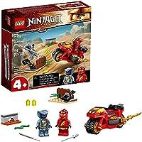 LEGO Ninjago Legacy Kai's Blade Cycle Ninja Motorcycle Playset Building Kit