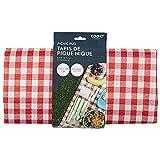 Mantel para Picnic Familia | Camping, Playa y o Simple reunión en el jardín de su casa para una Comida y Bebida. Mod OC4007 (Mantel Picnic)