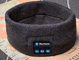 Bluetooth Sport Sweat Headband Wireless Hands-free Music Sports Smart Caps Call Answer Ears-