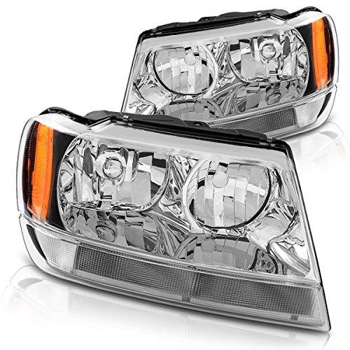 04 jeep cherokee headlights - 4