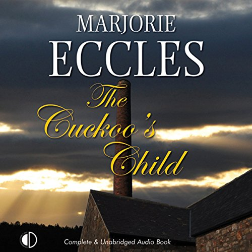 The Cuckoo's Child audiobook cover art