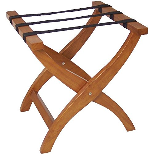 Soporte para maletas de madera Bolero dl018