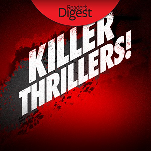 Killer Thrillers audiobook cover art