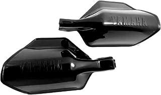 Protetor De Mão Par Yamaha Dt 200 Tenere 600 Xt 600 Paramotos (Preto)