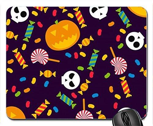 Happy Halloween 922 Rubber Mousepad Design Langlebige Mausmatte Computerzubehör Gaming Mouse Pad
