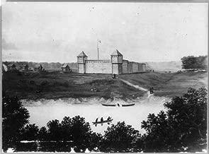 Infinite Photographs Photo: Fort Harrison,Terre Haute,Indiana,in,c1815,Vigo County