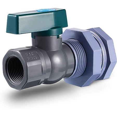 Barrel ASRMk 3499 Spout Nozzle IBC Container-Accessories-Rain Water-Tank-Tube-Garden