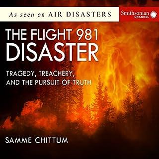 The Flight 981 Disaster audiobook cover art