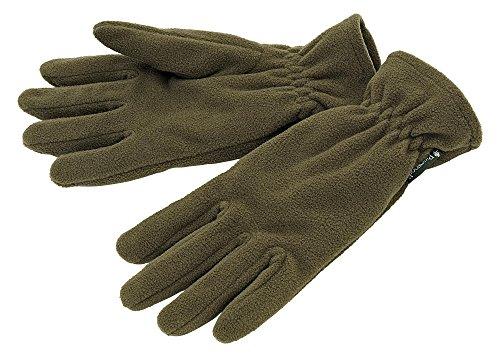 Pinewood Fleece Handschuh Samuel, grün, Gr. M
