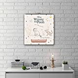 Official Winnie The Pooh (Classic) 2022 Calendar - Month To View Family Wall Planner 5 Column Organiser