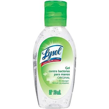 Lysol Gel Antibacterial para Manos, 50ml