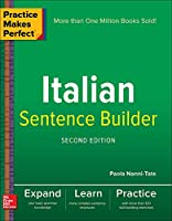 Italian Sentence Builder (Practice Makes Perfect)