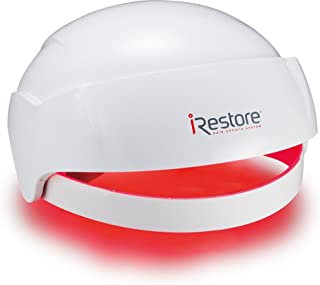 iRestore Laser Hair Growth System - Hair Loss Treatment for Men and Women (Laser Helmet)