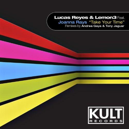 Lucas Reyes & Lemon3 feat. Joanna Rays