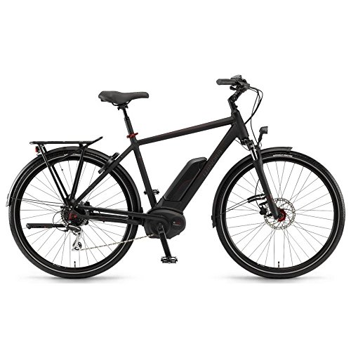 Sinus - Bicicleta eléctrica Tria 8 48 cm, color gris
