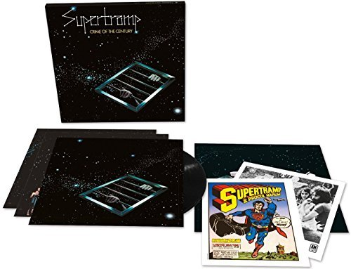 Crime of the Century [12 inch Analog] by Supertramp (2014-12-08)