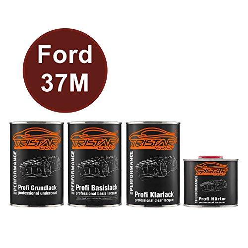 TRISTARcolor Autolack Set Dose spritzfertig für Ford 37M Copper Red Perl/Rouge Cuivre Nacre...