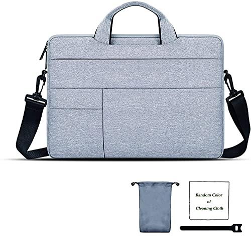 Zeichentablett-Hülle Tasche mit verstellbarem Riemen für 15,6-Zoll-Zeichengeräte KAMVAS 13, Artist 13.3Pro Schutz-Tragetasche, Fronttasche für Tablet-Zubehör, Grau