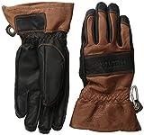 Hestra Falt Guide Glove - 5 Finger Glove - Brown/Black - 10