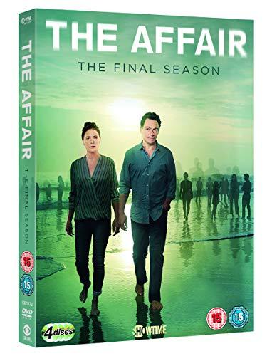 The Affair Season 5 (DVD) [2020]
