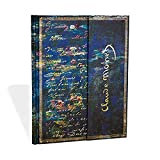 MONET WATER LILIES LETTERTOMORISOTULTRAU (Embellished Manuscripts Collec)...