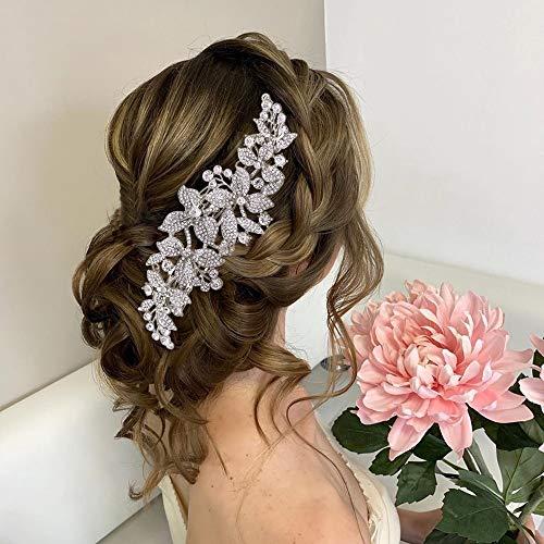 tocados boda,flores pelo,tocados pelo,adornos pelo,peinetas pelo,Accesorios para el cabello de novia Peines...