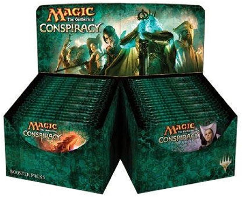 Magic The Gathering MTG-CNS-EN Conspiracy Booster Display