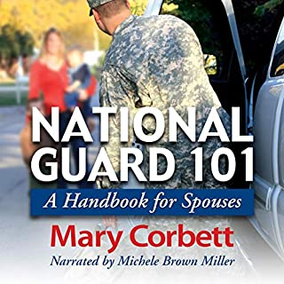National Guard 101: A Handbook for Spouses audiobook cover art
