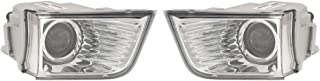 Fits 2003-2005 Toyota 4RUNNER Pair Fog Lights Driver and Passenger Side TO2592115 TO2593115 - replaces 81220-35040 81210-35060