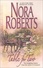 By Nora Roberts Table For Two (First Thus) [Mass Market Paperback]