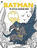 Batman: The Official Coloring Book