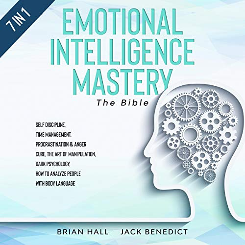 Emotional Intelligence Mastery: The Bible audiobook cover art