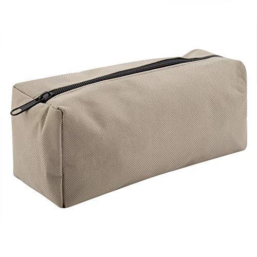 Hongzer Sac à cosmétiques, Pack de Stockage Multifonctionnel Femmes Voyage Sac à cosmétiques Sac à Outils étanche à glissière(L)