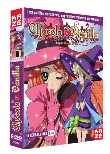 Chocola & Vanilla - coffret 1/2