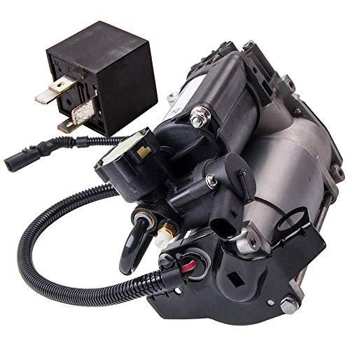 maXpeedingrods Luftfederung Kompressor 4Z7616007A 4Z7616007 Luftkompressor Relais für A6 C5 4B