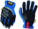 Mechanix Wear Mff-03-011 Guantes, Azulx-Large