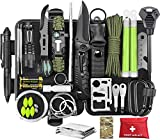 Best Survival Kits - SCRIBY Survival Kit 73 in 1 - Emergency Review