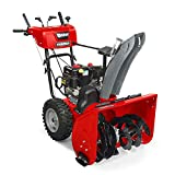 Snapper M1228E MD 28-Inch Dual-Stage Snow Blower with Push Button Electric Start, Heated Hand Grips,...