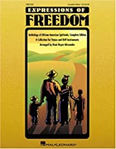 Expressions of Freedom: Anthology of African-American Spirituals, Complete Edition, a Collection for Voices and Orff Instruments