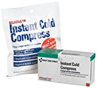 FAOB503 - FIRST AID ONLY, INC. Instant Cold Compress by First Aid Only